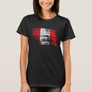 Cool Peruvian flag design T-Shirt
