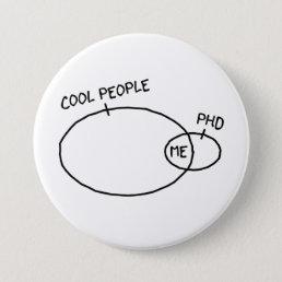 Cool PhD Button