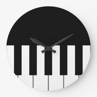 Cool Piano Wall Clock
