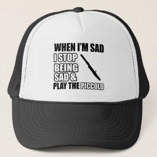 Cool Piccolo designs Trucker Hat