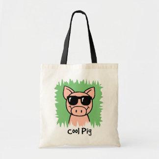 Cool Pig Canvas Bag
