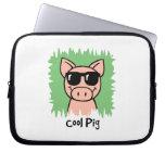 Cool Pig Computer Sleeve