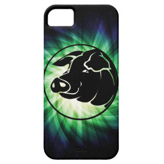 Cool Pig Head iPhone SE/5/5s Case