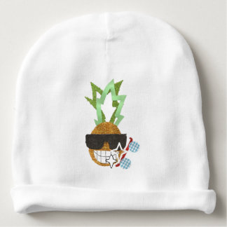 Cool Pineapple Baby Hat