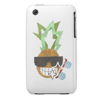 Cool Pineapple I-Phone 3G/3GS Case