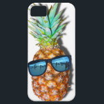 "Cool Pineapple iPhone Case<br><div class=""desc"">This iPhone case is sure cool,  featuring sunnies and a pineapple what&#39;s not to like</div>"