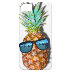 Cool Pineapple Iphone Case at Zazzle