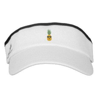 cool pineapple visor