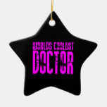 Cool Pink Gifts 4 Doctors : Worlds Coolest Doctor Christmas Ornaments