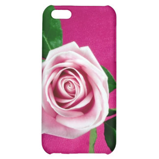 Cool Pink Rose iPhone 5C Cover
