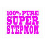 Cool Pink Stepmoms : Super Stepmom Post Cards
