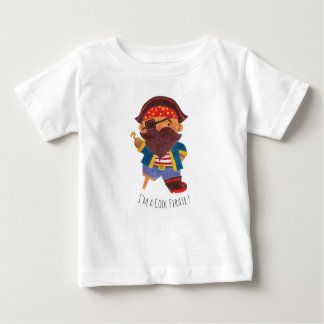 Cool Pirate Baby T-Shirt