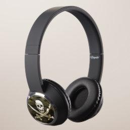 Cool Pirate Headphones