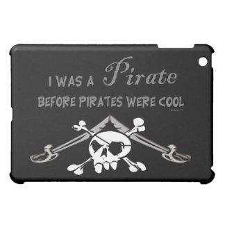Cool Pirate iPad Case