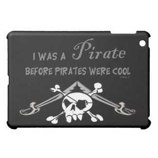 Cool Pirate iPad Mini Case