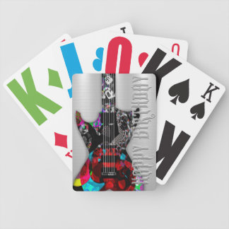 Cool playing cards for your Rocker's B'day!