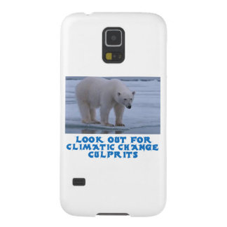 cool Polar bear designs Case For Galaxy S5