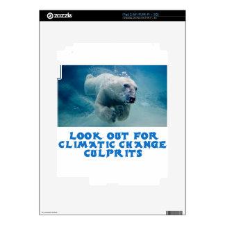 cool Polar Bear designs iPad 2 Skin