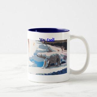Cool Polar Bear Mug
