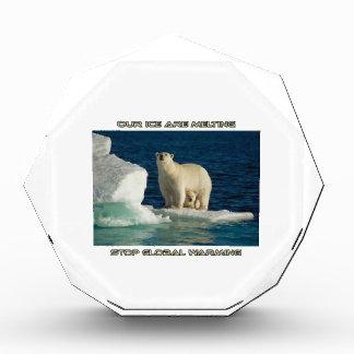 cool Polar Bears against GLOBAL WARMING designs Awards