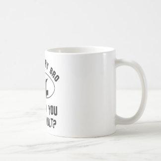 cool pole vault designs coffee mug