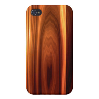 Cool Polished Wood Look iPhone 4 Covers