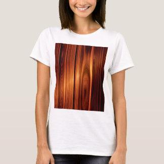 Cool Polished Wood Look T-Shirt