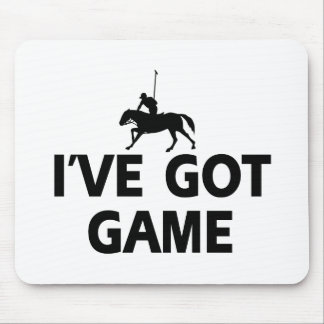 cool polo designs mouse pad