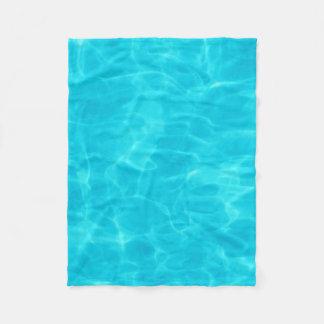 Cool Pool Fleece Blanket