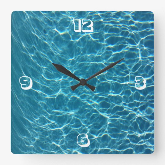 Cool Pool Water Clock