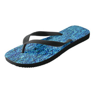 Cool pool water tiles HFPHOT24 Flip Flops