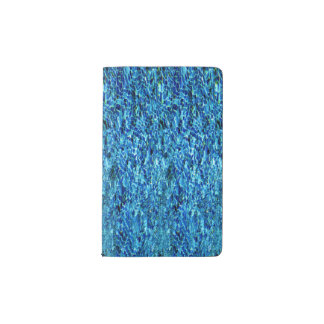 Cool pool water tiles HFPHOT24 Pocket Moleskine Notebook Cover With Notebook