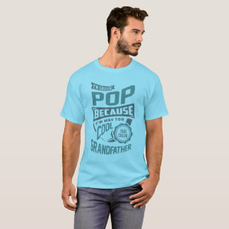 Cool Pop. Perfect Gift! T-Shirt