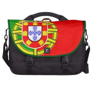 Cool Portugal Flag colourful Country Nationality Laptop Bag