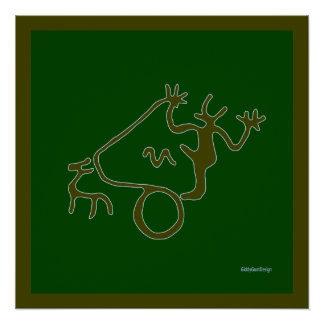 Cool Prehistoric Man Cave Wall Decor
