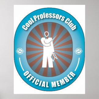 Cool Professors Club Print