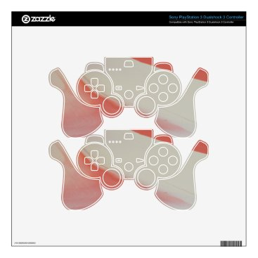 Beach Themed Cool PS3 Controller Skin