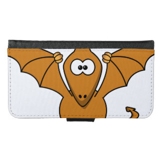 cool pterodactyl wallet phone case for samsung galaxy s6