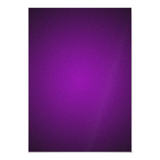 Cool Purple-Black Grainy Vignette Magnetic Card