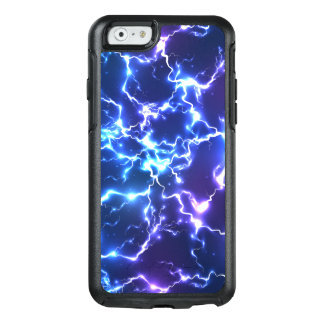 Cool Purple Blue Electric Otterbox iPhone 6 Case