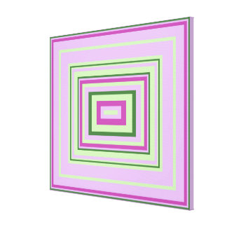Cool Purple, Lilac, Mint Green Decor Design, med