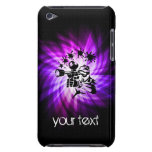Cool Purple Paintball iPod Touch Covers