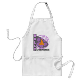 Cool Purple Rally Obedience Aprons