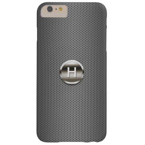 Cool Push Button Metal Mesh iPhone 6 Plus Case Phone Case