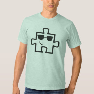 Cool puzzle shirt