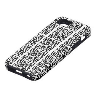 Cool QR Code for Charitable Cause iPhone SE/5/5s Case