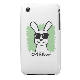 Cool Rabbit iPhone 3 Cases