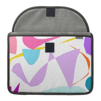 Cool Raindrop Wind Cold Meaning Words Sleeves For MacBook Pro