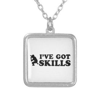 cool rap skills designs necklace