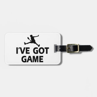cool raquetball designs luggage tags